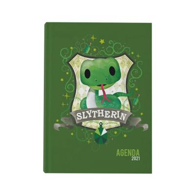 Harry Potter: Slytherin Childish Emblem 2021 Planner