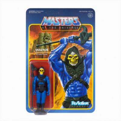 MOTU: Skeletor Limited Edition Leo Color ReAction Figure