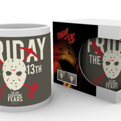 Friday the 13th mug Jason