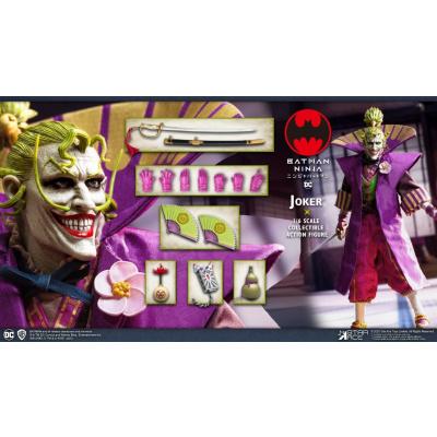 DC Comics: Batman Ninja Movie - Lord Joker 1:6 Scale Figure