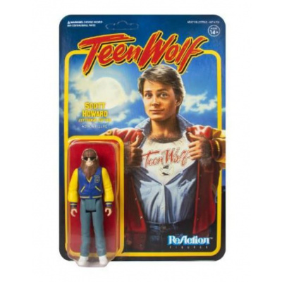 Teen Wolf: Scott Howard - Letterman - 3.75 inch ReAction Figure