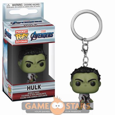 POP Keychains: Avengers Endgame - Hulk