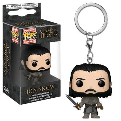 Game of Thrones Pocket POP Keychain John Snow