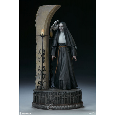 The Conjuring Universe: The Nun Statue