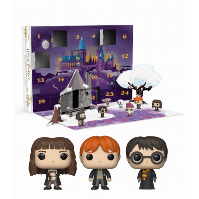 Advent Calendar : Harry Potter - 24pc