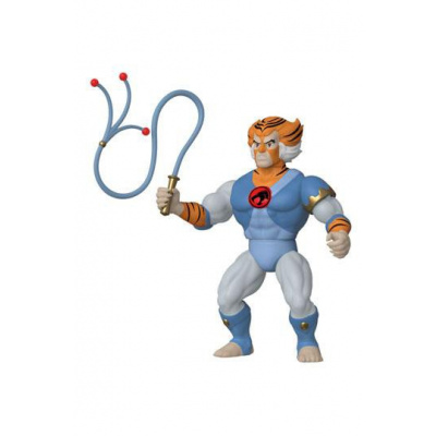 THUNDERCATS - Savage World - Figurine Articulée - Tygra - 10cm