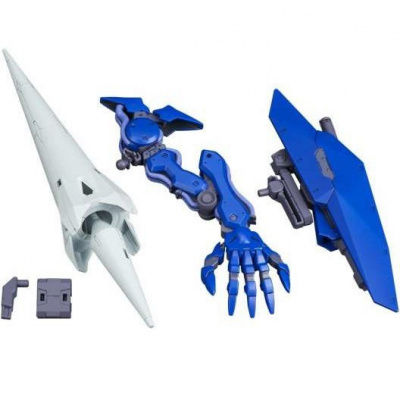 Gundam: High Grade - R Seltsam Arms 1:144 Model Kit
