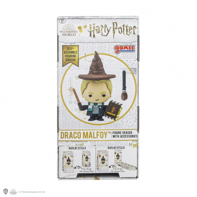 Harry Potter: Draco Figurine Eraser with Accessories