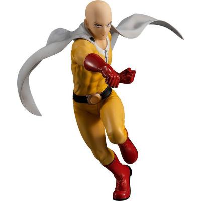One Punch Man statuette PVC Pop Up Parade Saitama Hero Costume Ver. 18 cm