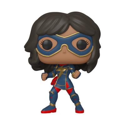 Pop! Marvel: Avengers Game - Stark Tech Suit Kamala Khan