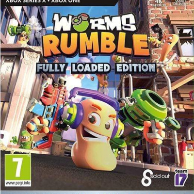Worms Rumble Fully Loaded Edition (xbox one/series x)