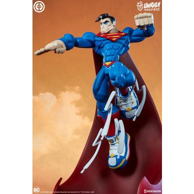 DC Comics: Superman Designer PVC Statue