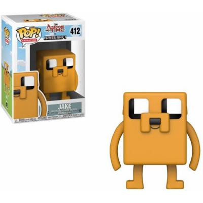 Jake 412 - Adventure Time / Minecraft - Funko POP!