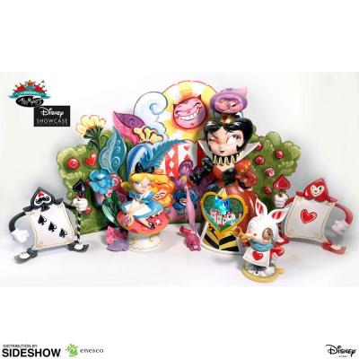 Disney: Miss Mindy - Alice in Wonderland Deluxe Statue Set