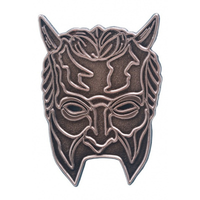 Ghost: Nameless Ghoul Prequelle Enamel Pin