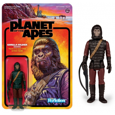 Planet of the Apes: Gorilla Soldier Hunter 3.75 inch Action Figure