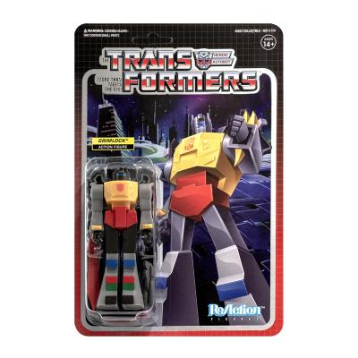 Transformers: Grimlock 3.75 inch ReAction Figure