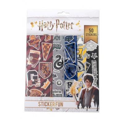 Harry Potter Gadget Decals Album & stickers Harry Potter