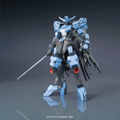 GUNDAM - MODEL KIT - HG 1/144 - VIDAR - 13 CM