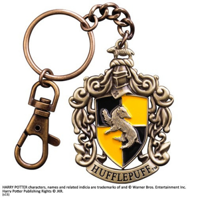 Harry Potter: Hufflepuff Keyring