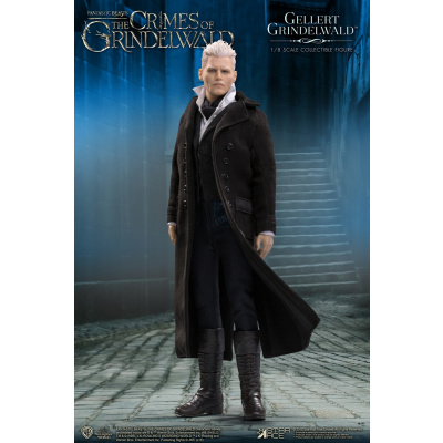 Harry Potter: Fantastic Beasts 2 - Gellert Grindelwald 1:8 Figure
