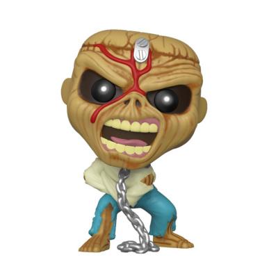 Pop! Rocks: Iron Maiden - Piece of Mind Skeleton Eddie