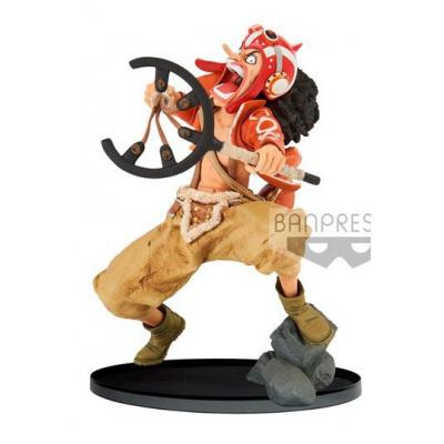 One Piece BWFC PVC Statue Usop Normal Color Ver. 15 cm