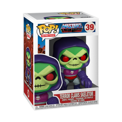 Pop! Vinyl: Masters of the Universe - Skeletor with Terror Claws