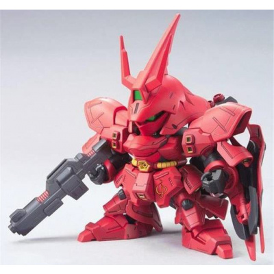 Gundam: SD BB382 Sazabi Model Kit