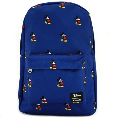 Loungefly Mickey AOP BackPack