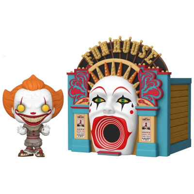 Pop! Town: IT Chapter 2 - Demonic Pennywise with Funhouse