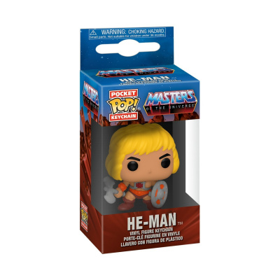 Pop! Keychain: Masters of the Universe - He-Man
