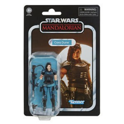 Star Wars Cara Dune The Mandalorian Vintage Collection Hasbro