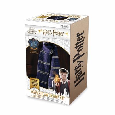 Harry Potter: Ravenclaw Scarf Knit Kit