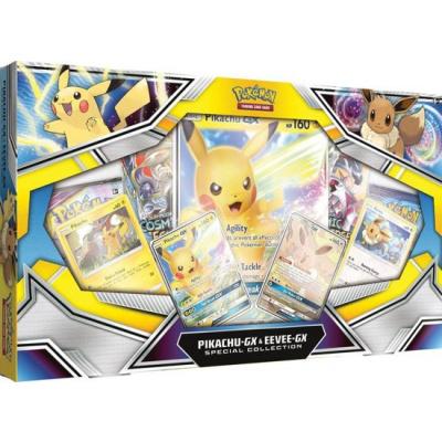 Pokémon Pikachu-GX & Eevee-GX Special Collection
