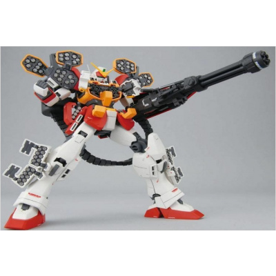 Gundam: Master Grade - Gundam Heavyarms EW Version 1:100 Model