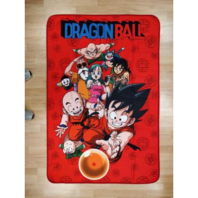 Dragon Ball: Dragon Ball Characters Polar Blanket 100 x 150 cm