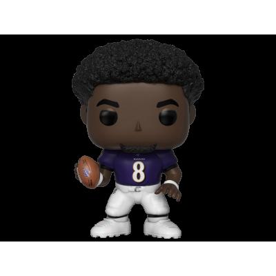 POP NFL: Ravens - Lamar Jackson (Home Jersey)