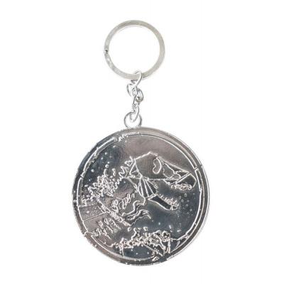 Jurassic World 2 Metal Keychain T-Rex