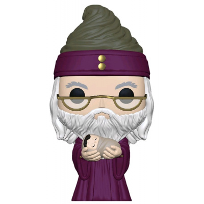 POP HP: HP- Dumbledore w/Baby Harry
