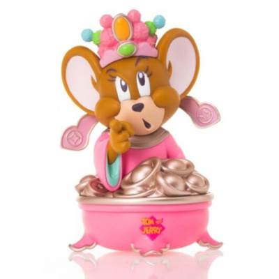 Tom and Jerry: Jerry God of Wealth Pink Version