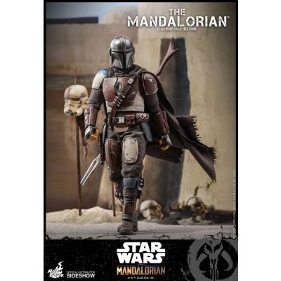 Star Wars: The Mandalorian - The Mandalorian 1:6 Scale Figure