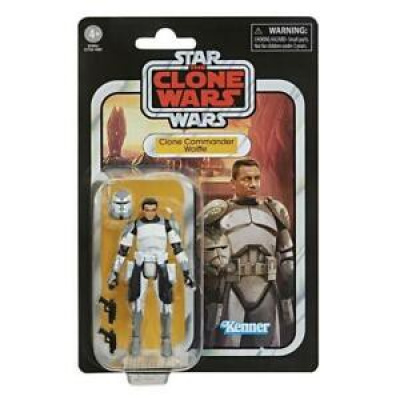 Star Wars The Vintage Collection Clone Commander Wolffe