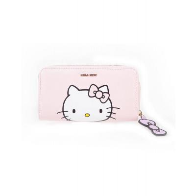 Hello Kitty: Zip Around Wallet