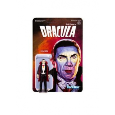Universal Monsters: Dracula - 3.75 inch ReAction Figure
