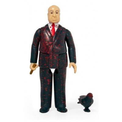 ReAction Movie: Blood Splatter Hitchcock - 3.75 inch Action Figure
