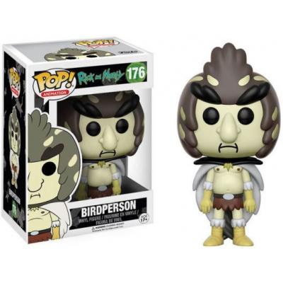 Funko Pop Animation Rick and Morty Birdperson