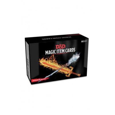 Dungeons & Dragons Spellbook Cards: Magic Item Deck *English Version*