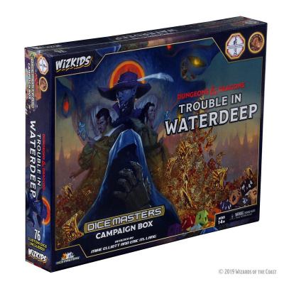 Dungeons & Dragons Dice Masters Campaign Box Trouble in Waterdeep *ANGLAIS*
