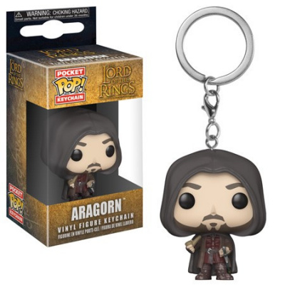 Pop! Keychains: LOTR/Hobbit S3 – Aragorn